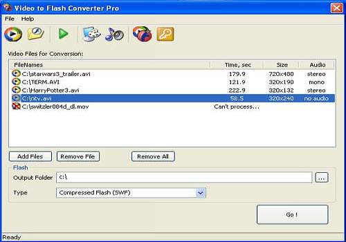Video to Flash Converter PRO