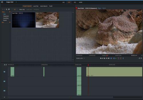 lightworks video editor
