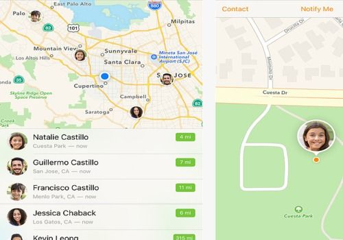 app localiser mes amis android