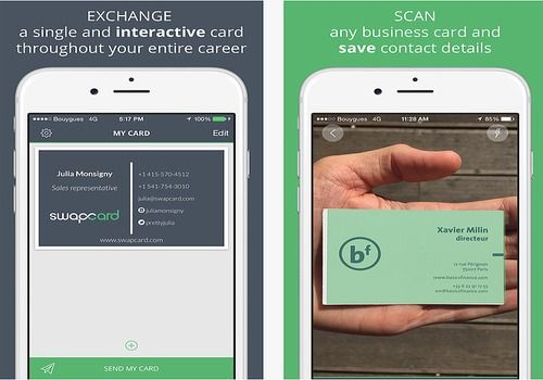 Downloaden Swapcard Android Google Play