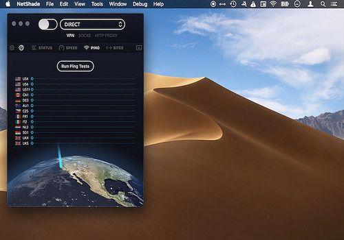 NetShade Mac
