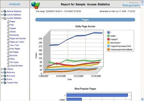 Download Log Analyzer Expert for Windows | Shareware