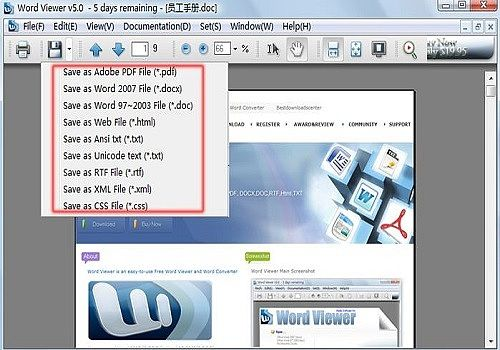 Download Word 2007 Viewer for Windows | Freeware