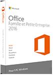 Office 2016 Famille et Petite Entreprise - PC